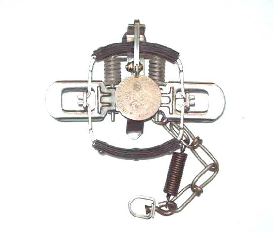 Victor #1 Soft Catch Coil Spring Trap 1softcatch